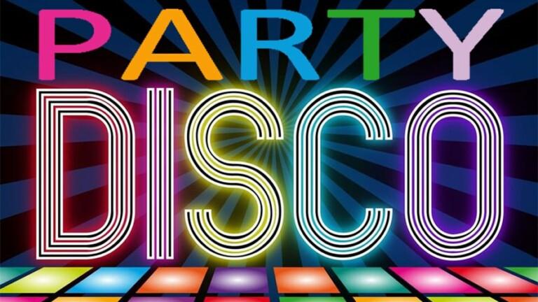 Disco DJ Evening