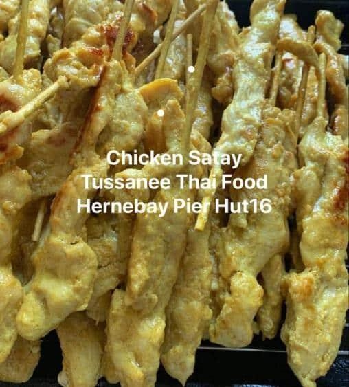 Tussanee Thai Food