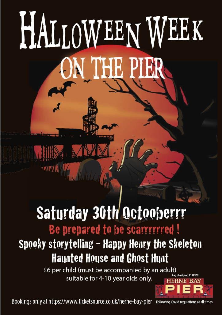 Halloween on the Pier for Children