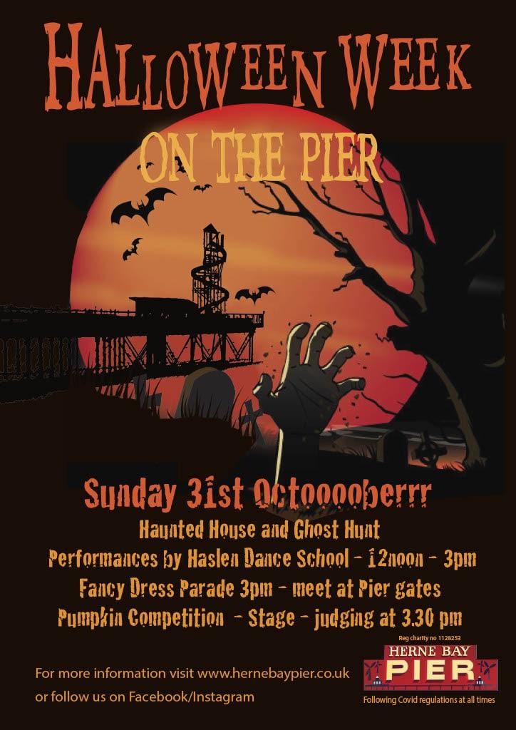 Halloween on the Pier!