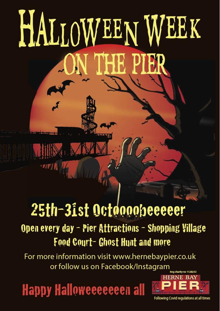 Halloween Week on the Pier